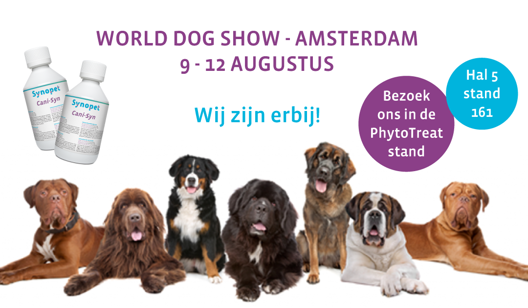 World Dog Show – Amsterdam